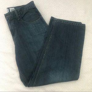 Levi's Silver Tab Baggy Jeans 33 x 30 Medium Wash
